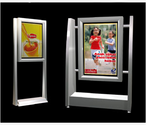Mandiri display panel 2