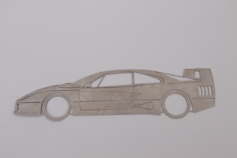 car_metal_art